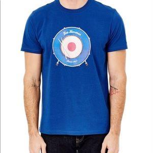 Ben Sherman Drum Target Graphic T-Shirt, $49 NWT